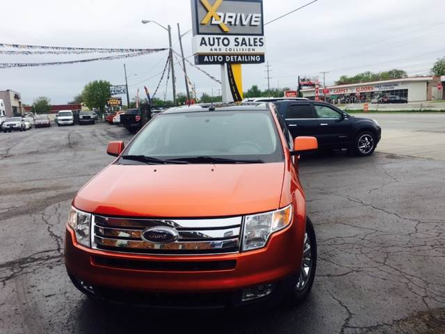 2008 Ford Edge SEL 4dr SUV - Dearborn Heights MI