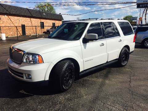 2006 Lincoln Navigator for sale in Dearborn Heights, MI