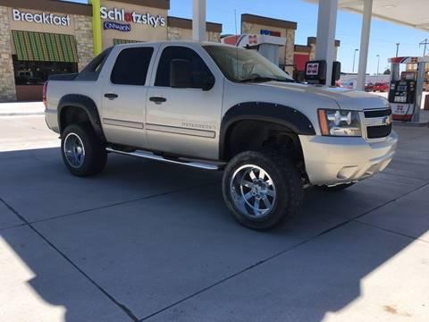 2007 Chevrolet Avalanche for sale in Oakley, KS