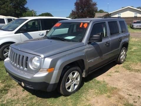 2014 Jeep Patriot for sale in Oakley, KS