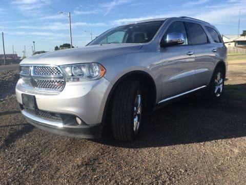 2012 Dodge Durango for sale in Oakley, KS
