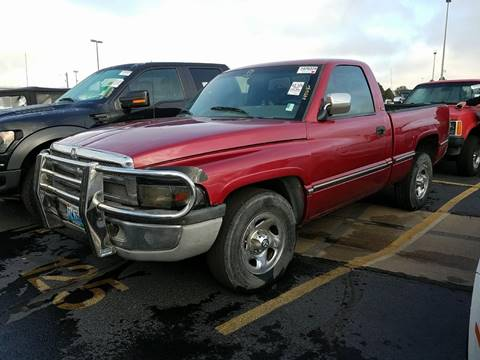 1997 Dodge Ram Pickup 1500 for sale in Oakley, KS