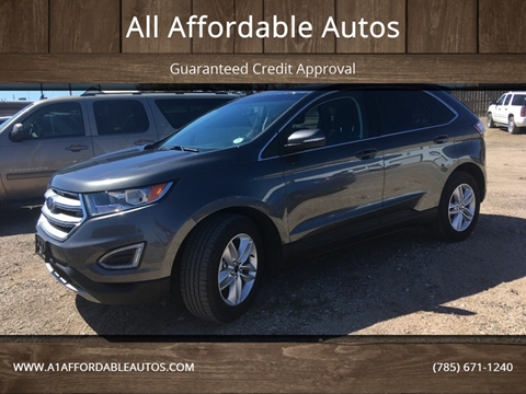 90740993b78a3 Used Ford Edge For Sale in Oakley