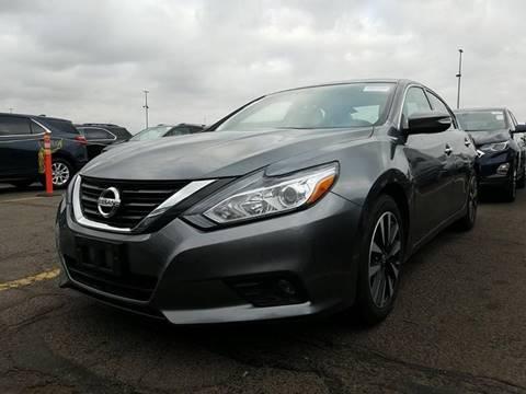 2018 Nissan Altima for sale in Oakley, KS