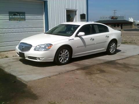 2010 Buick Lucerne for sale in Oakley, KS
