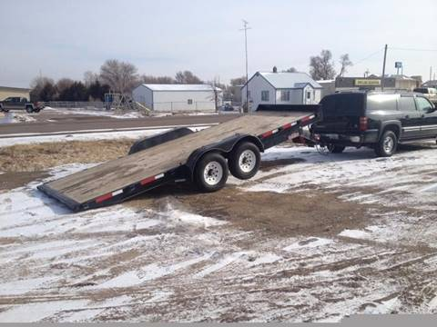 2015 Elite Manual Tilt 20ft for sale at All Affordable Autos in Oakley KS