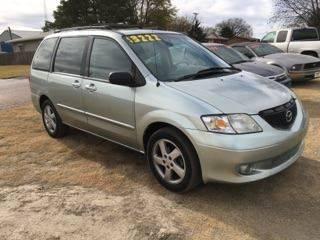 2003 Mazda MPV for sale in Oakley, KS