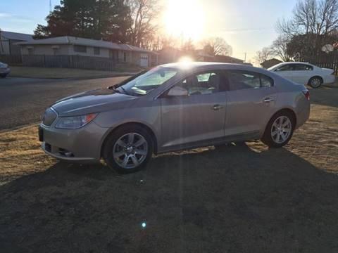 2010 Buick LaCrosse for sale in Oakley, KS