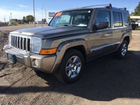 2006 Jeep Commander for sale at All Affordable Autos in Oakley KS