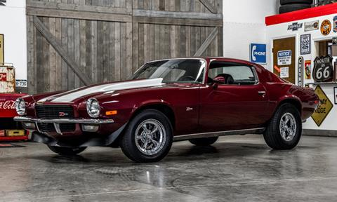 1972 Chevrolet Camaro for sale at Grand Rapids Classics in Grand Rapids MI