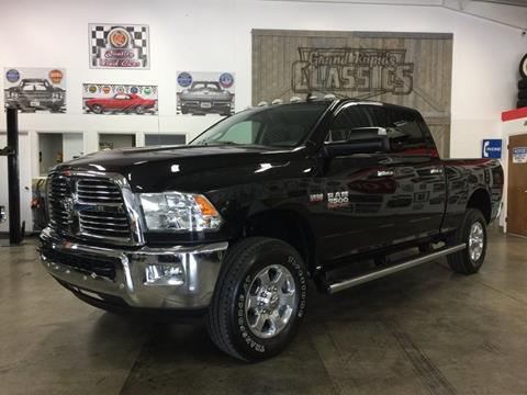 2016 RAM Ram Pickup 3500 for sale in Grand Rapids, MI