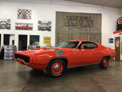 1971 Plymouth GTX for sale in Grand Rapids, MI