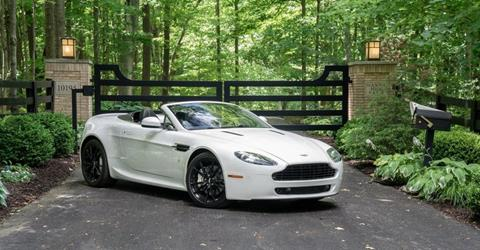 Aston Martin V Vantage For Sale In Troy AL Carsforsalecom - Aston martin troy