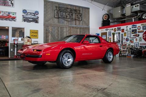 1988 Pontiac Firebird for sale in Grand Rapids, MI