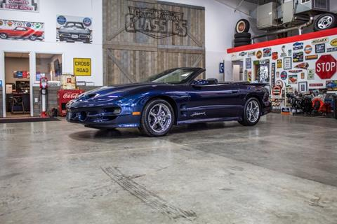 2002 Pontiac Firebird for sale in Grand Rapids, MI