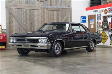 1966 Chevrolet Chevelle for sale at Grand Rapids Classics in Grand Rapids MI