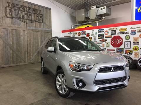 2015 Mitsubishi Outlander Sport for sale in Grand Rapids, MI
