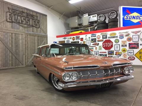 1959 Chevrolet Impala for sale at Grand Rapids Classics in Grand Rapids MI