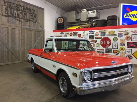 1970 Chevrolet C/K 10 Series for sale at Grand Rapids Classics in Grand Rapids MI