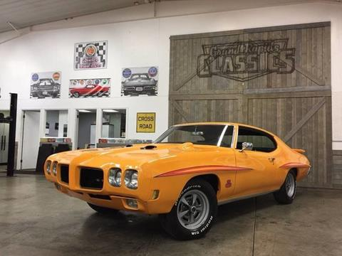 1970 Pontiac GTO for sale at Grand Rapids Classics in Grand Rapids MI