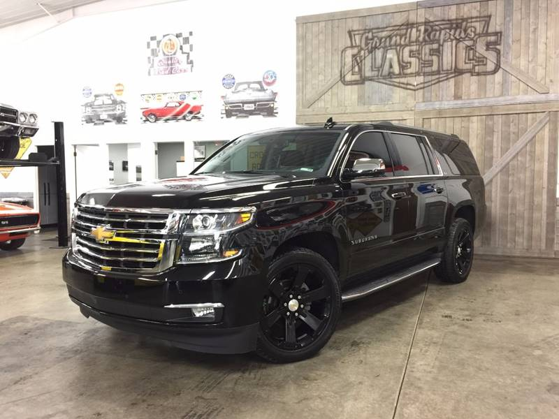 2015 chevrolet suburban ltz 1500 in grand rapids mi grand rapids classics. Black Bedroom Furniture Sets. Home Design Ideas