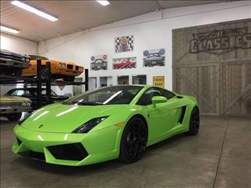 2009 Lamborghini Gallardo for sale at Grand Rapids Classics in Grand Rapids MI