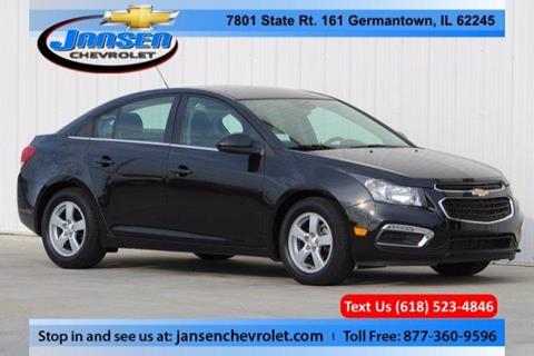 2015 Chevrolet Cruze for sale in Germantown IL