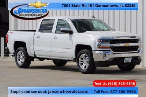 2018 Chevrolet Silverado 1500 for sale in Germantown IL