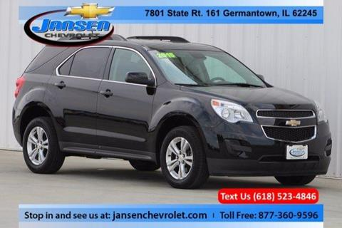 2015 Chevrolet Equinox for sale in Germantown IL