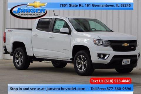 2018 Chevrolet Colorado for sale in Germantown IL