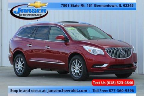 2014 Buick Enclave for sale in Germantown IL