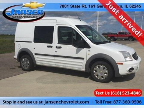 2013 Ford Transit Connect for sale in Germantown IL