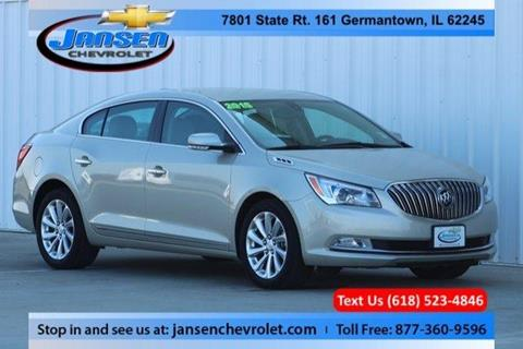 2015 Buick LaCrosse for sale in Germantown, IL