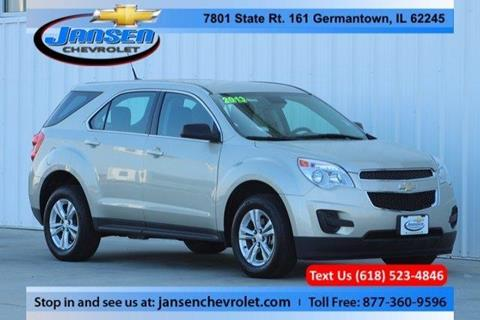 2013 Chevrolet Equinox for sale in Germantown IL