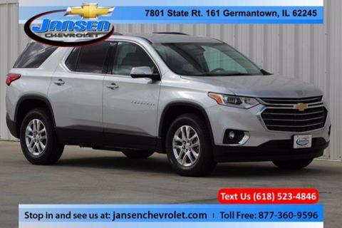 2018 Chevrolet Traverse for sale in Germantown IL