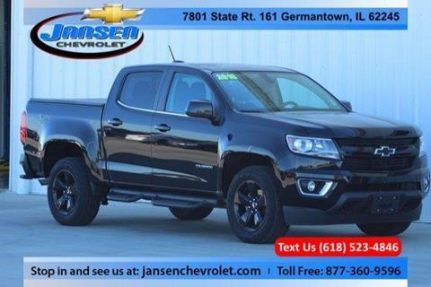 2016 Chevrolet Colorado for sale in Germantown IL
