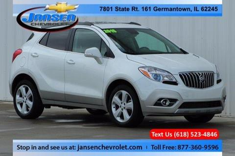 2015 Buick Encore for sale in Germantown IL