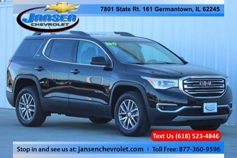 2017 GMC Acadia for sale in Germantown IL