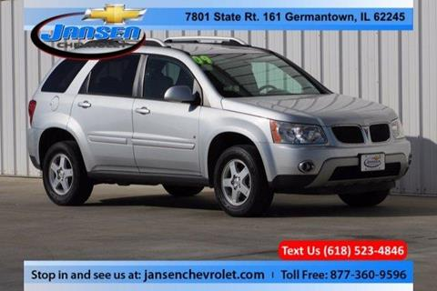 2009 Pontiac Torrent for sale in Germantown IL