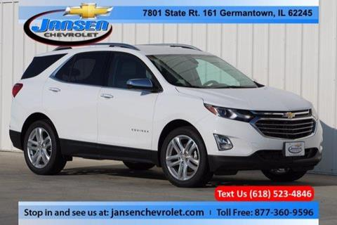 2018 Chevrolet Equinox for sale in Germantown IL