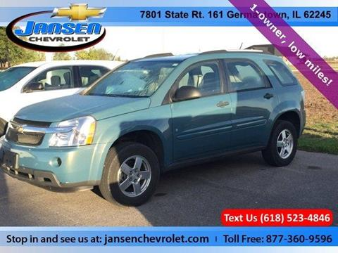 2008 Chevrolet Equinox for sale in Germantown IL