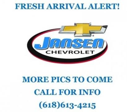 2018 Chevrolet Silverado 1500 for sale at Jansen Chevrolet in Germantown IL