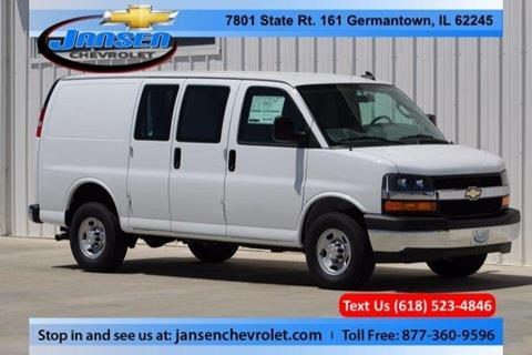 2017 Chevrolet Express Cargo for sale in Germantown IL
