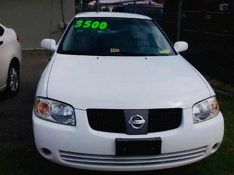 2004 Nissan Sentra for sale at Charles Baker Jeep Honda in Norfolk VA