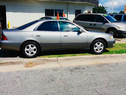 1998 Lexus ES 300 for sale at Charles Baker Jeep Honda in Norfolk VA