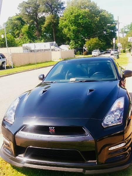 2013 Nissan GT-R for sale at Charles Baker Jeep Honda in Norfolk VA