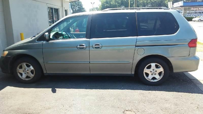 2001 Honda Odyssey for sale at Charles Baker Jeep Honda in Norfolk VA