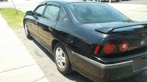 2003 Chevrolet Impala for sale at Charles Baker Jeep Honda in Norfolk VA