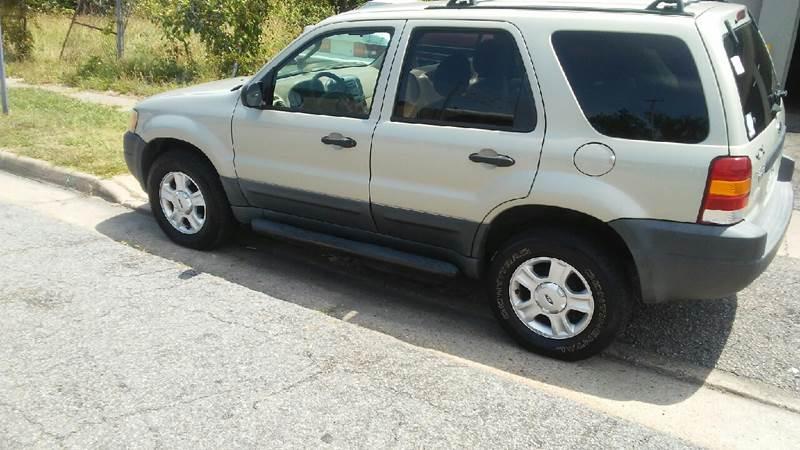 2004 Ford Escape for sale at Charles Baker Jeep Honda in Norfolk VA