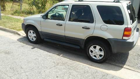 2004 Ford Escape for sale at Charles Baker Jeep Honda in Norfolk VA